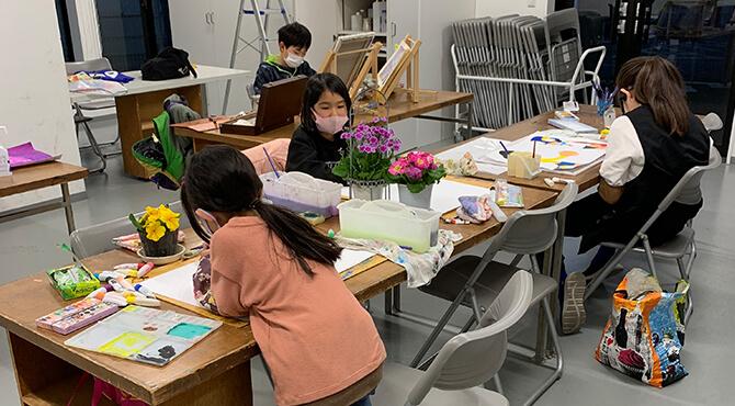 くがとしのり絵画教室